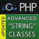 PHP Advanced String Classes