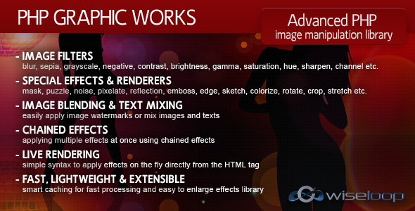PHP Graphic Works
