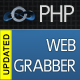PHP Web Grabber - Advanced PHP tag based web extractor engine