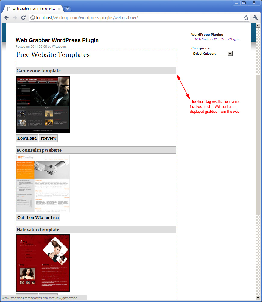 how to make a product page in wordpress