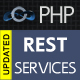 PHP REST Services - RESTful web service API framework for PHP